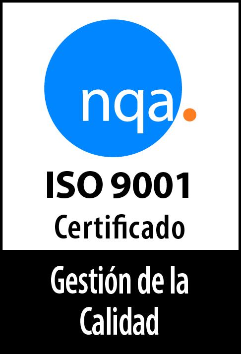 NQA Certificado de calidad